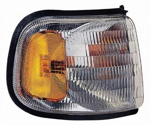 Depo 333-1518R-US Dodge Van Passenger Side Replacement Parking/Signal Light Unit