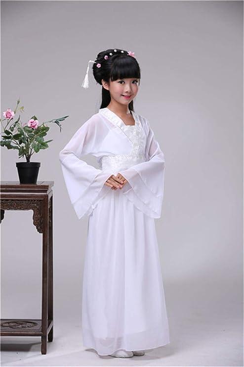 fish Han Niña China Vestido de Halloween Conjunto de la ...