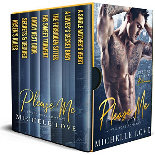 Please Me: A Lover Boys Romance Collection