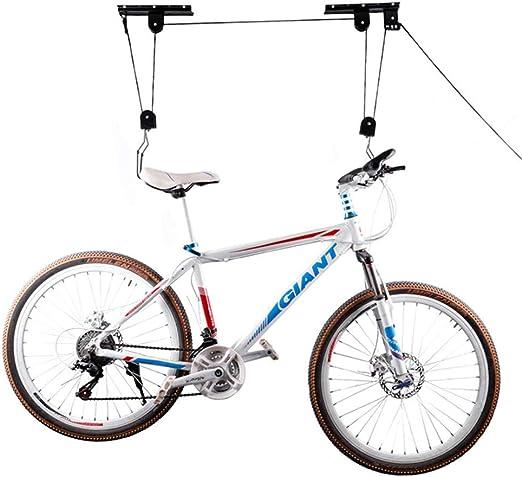 Elevador de bicicleta Elevador de bicicleta para almacenamiento en ...