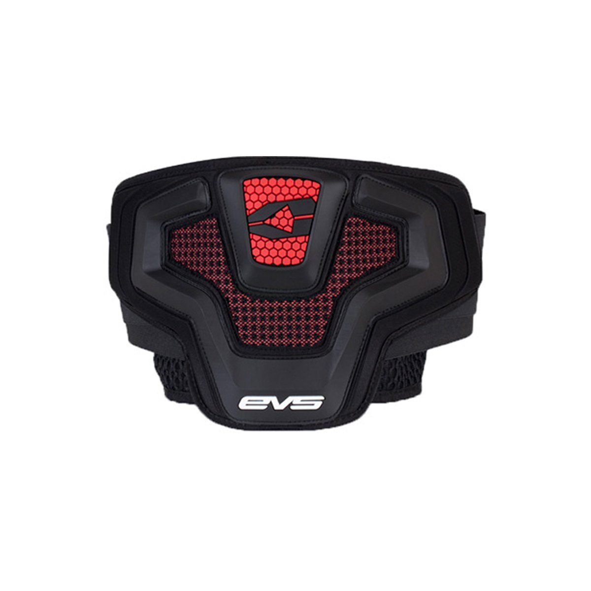 EVS BB1 Youth Ballistic Belt MotoX Motorcycle Body Armor - Black