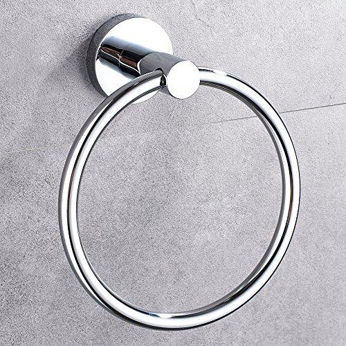 towel ring chrome - 5