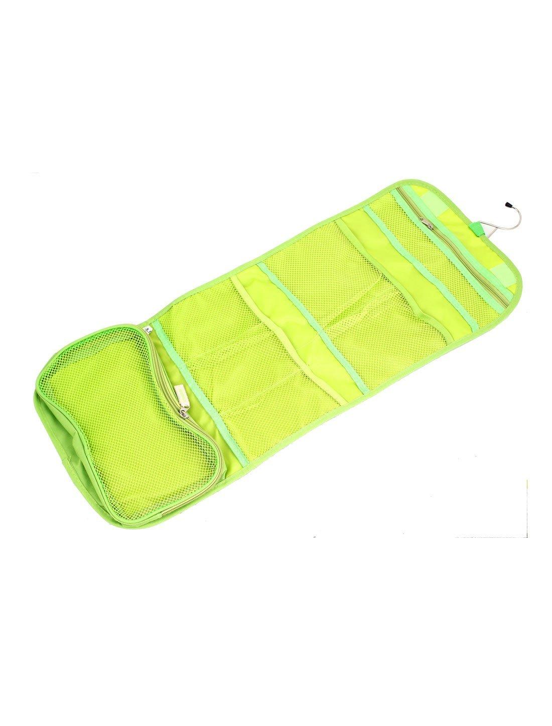 Amazon.com: Viajes Artículos de higiene cosmética Espejo colgado plegable bolso de la Colada Verde: Health & Personal Care