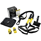 P3 Fitness Exercise Resistance Bands Suspension Trainer Workout Crossfit Training Kits Portable