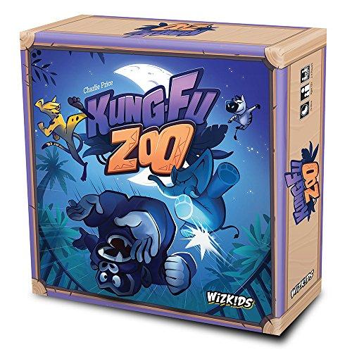 Wizkids Kung Fu Zoo Board Game