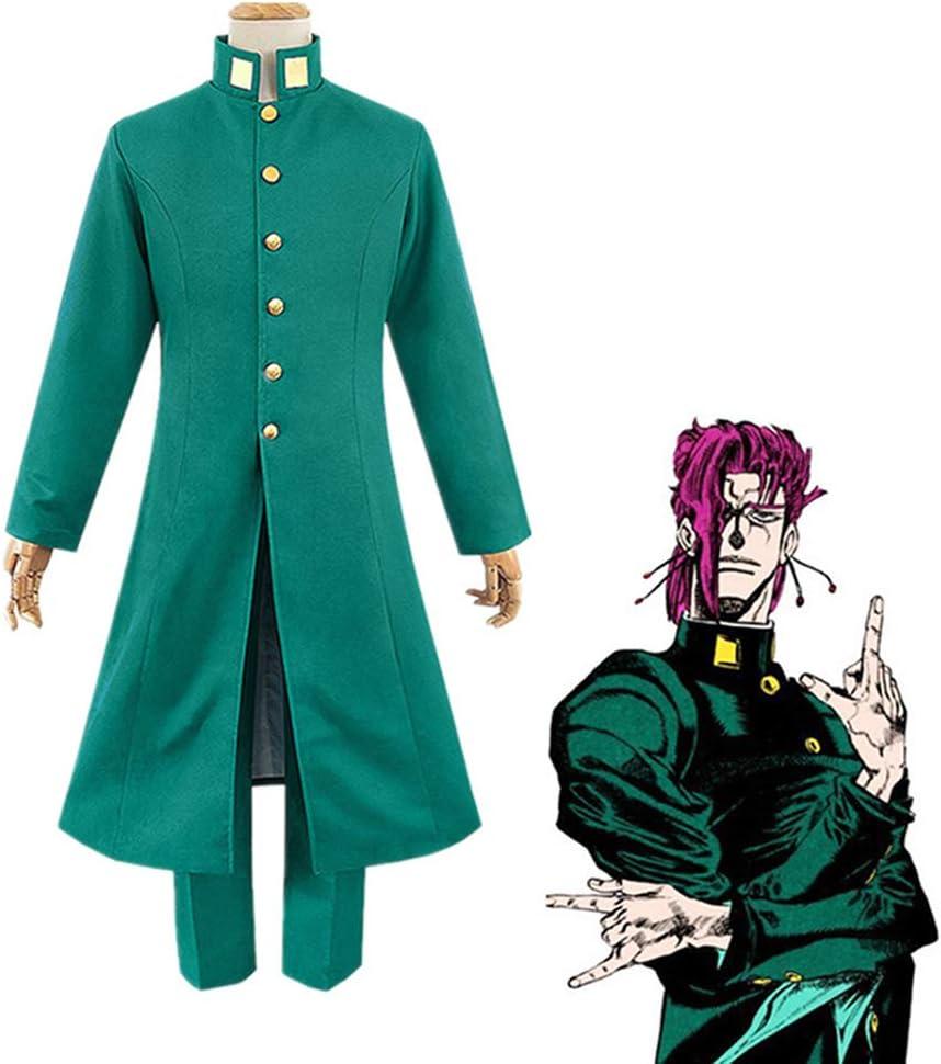 jojo wonderful adventure Caesar·Anthonio·Zeppeli cosplay costume jacket