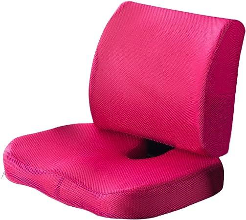 1X Auto Cuscino Coccige SUPPORTO POSTERIORE pressione alleviare Memory Foam U Forma Pad