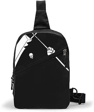 Soul Eater (1) Bolso Bandolera De Hombre Bolso Cruzada Hombre Bolsa De Pecho Sling Bag Crossbody Para Al Aire Libre Camping Ciclismo 227263677