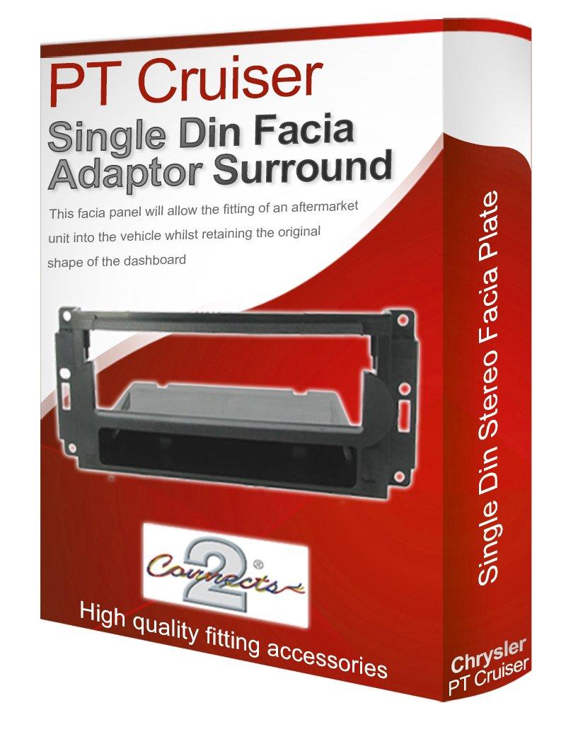 CHRYSLER PT CRUISER Radio st/ér/éo adaptateur Fa/çade dautoradio fa/çade dautoradio panneau plaque//CD