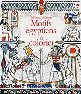 Coloriage Egypte Antique.Egypte Et Pharaons 100 Coloriages Anti Stress Amazon Fr
