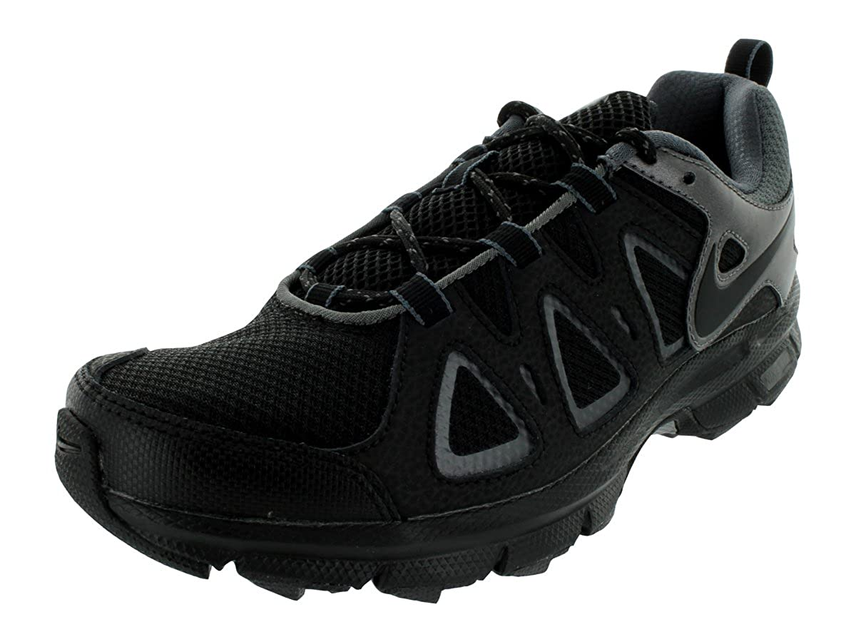 outlet store 22cae fd2c2 Amazon.com   Nike Men s Air Alvord 10 Running Shoe, Black Metallic Dark  Grey Black, 7.5 D US   Running