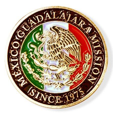 Amazon.com: LDS México Guadalajara Mission Commemorative ...