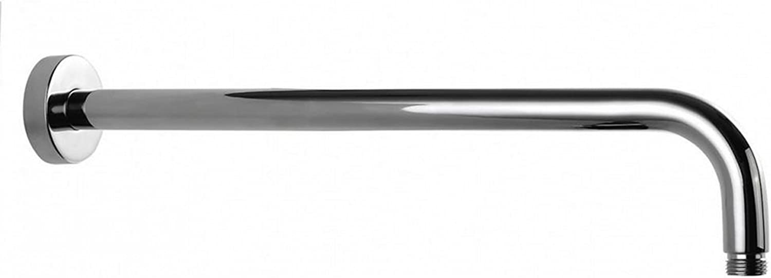 20cm Soytich Wall Pipe Chromed for Shower Head Wall Arm