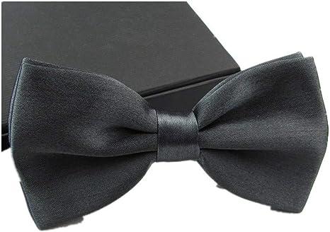 LILILICX Pajaritas Corbata de Lazo Formal para Hombre, Color ...