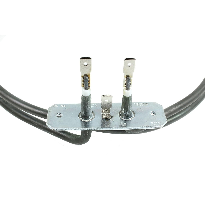 Belling Fan Oven Heater Element 2 Turn (1800W)