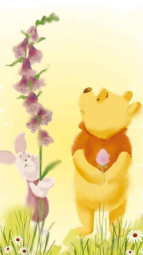 ディズニー くまのプーさん XFVGA(480×854)壁紙画像