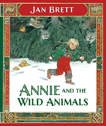 Annie and the Wild Animals [Jan Brett] (Tapa Dura)