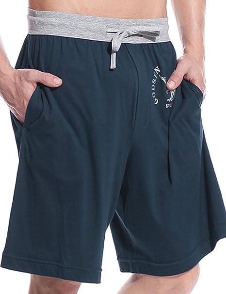 Shorts Sleeve Hawaiian Shirt BESBOMIG Mens Beach Hawaii Shirt and Shorts Set