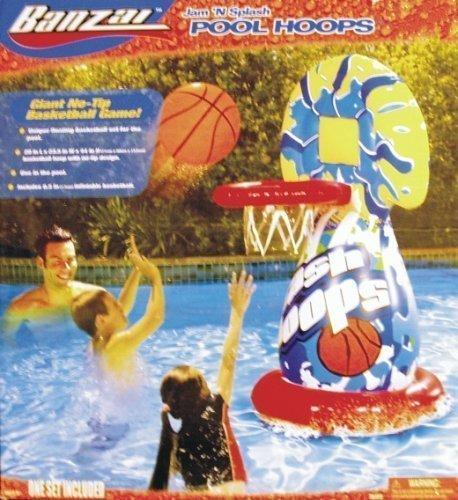 Amazon.com: JAM n Splash Pool AROS inflable piscina ...