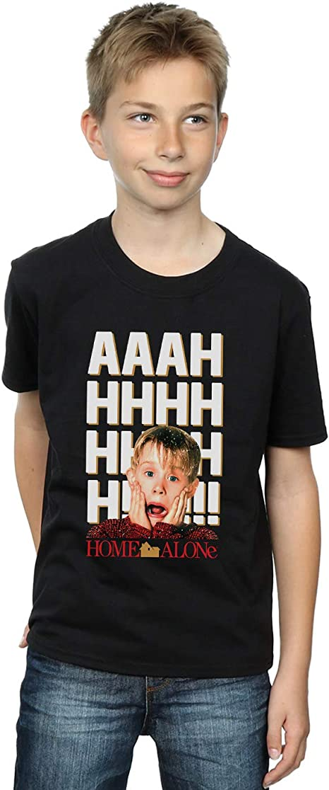 Home Alone Boys Merry Christmas Ya Filthy Animal T-Shirt
