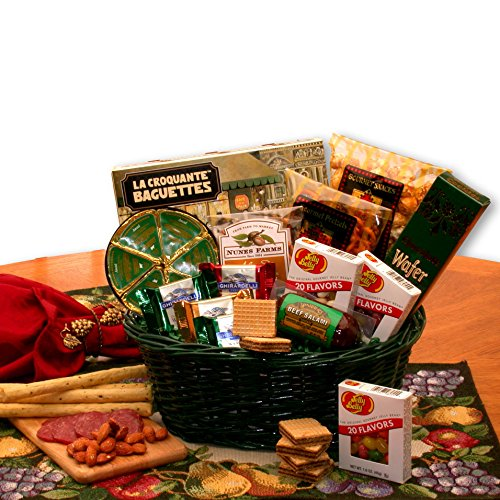 The Gourmet Choice Gift Basket by Epicurean