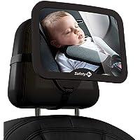 Safety 1st Espero retrovisor para bebé auto 360, Negro