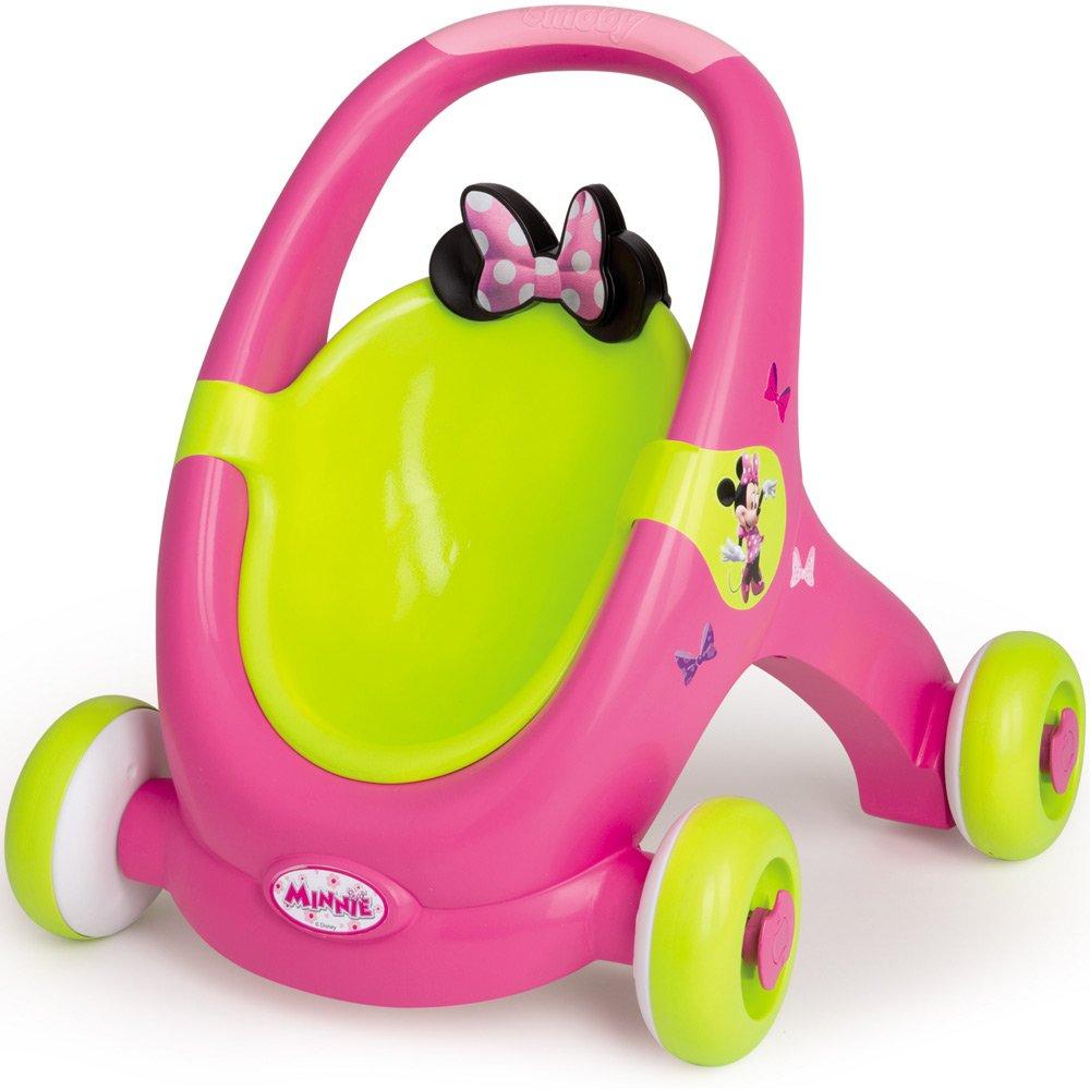 Amazon.es: Cochecito de juguete Minnie Mouse y en un tacatá, 50 x ...