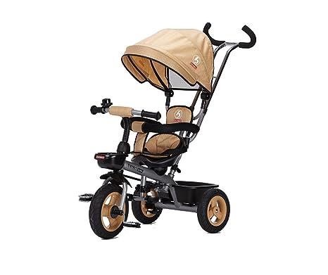 Silla de paseo, triciclo Cochecito 18 meses -5 años de edad Niños Niños Carro