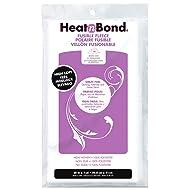 """Heat'n Bond High Loft Iron-On Fusible Fleece-White 20""""X36"""""""