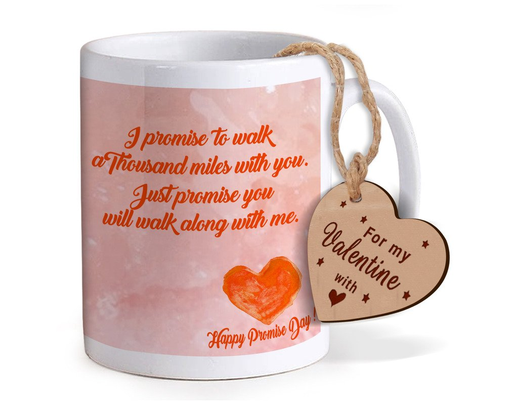 Buy Tied Ribbons Promise Day Special Valentines Special Gifts for ...
