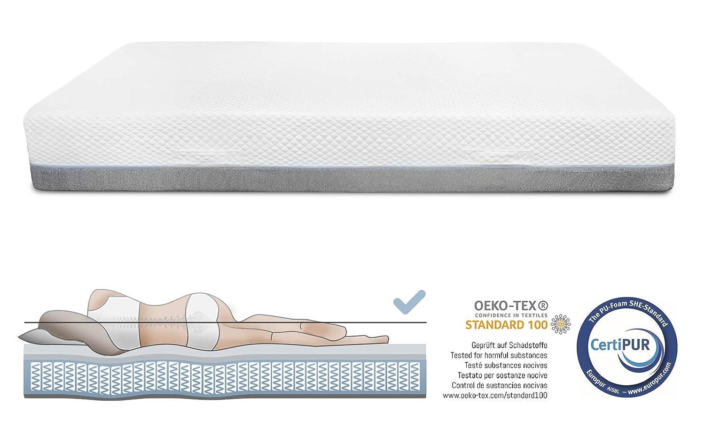 Dailydream Innovador colchón híbrido Premium 3 en 1