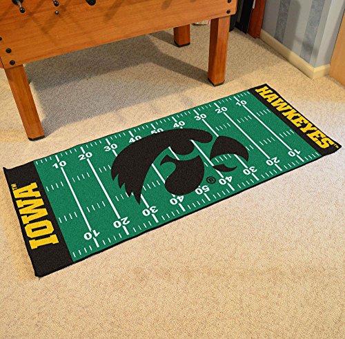 University of Iowa Football Field Runner 30