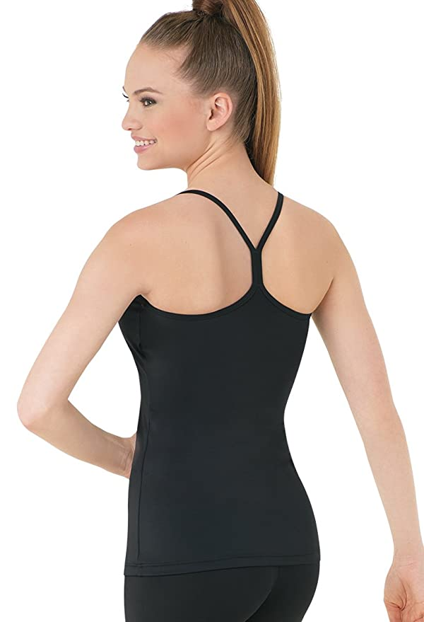 588986000bff59 Amazon.com  Balera Racerback Camisole Top Dance or Layering Cami  Clothing