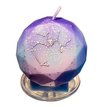 Amazon.com Charming Birthday Zodiac Candles Cake Candles