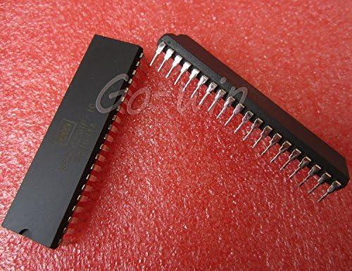 1pcs W65C02S8P-10  W65C02S8P 65C02 6502 8-Bit 10MHz MPU DIP40