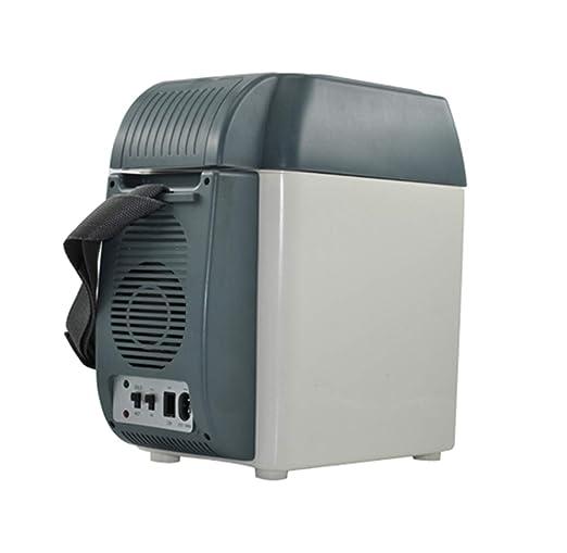 SKQC Refrigerador del Coche portátil Mini refrigerador Hogar ...