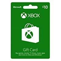 Microsoft Gift Card - GBP10 (Xbox One/360)