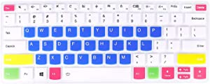 HRH Silicone Keyboard Cover for Lenovo Yoga 720 720s 730 13.3, 15.6,for Yoga C940 C740 C930 13.9