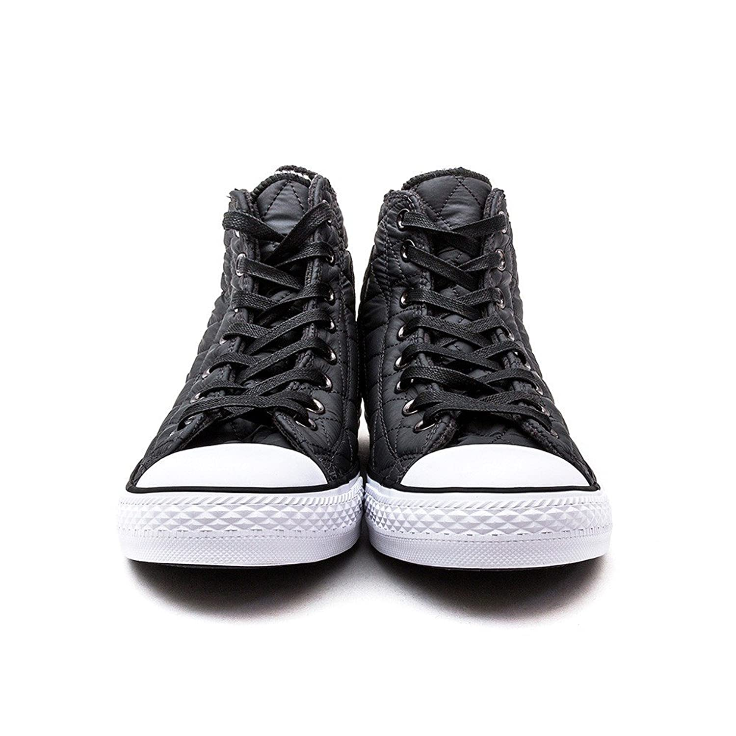 Amazon.com | Converse Men's Chuck Taylor All Star Quilted Hi | Fashion  Sneakers