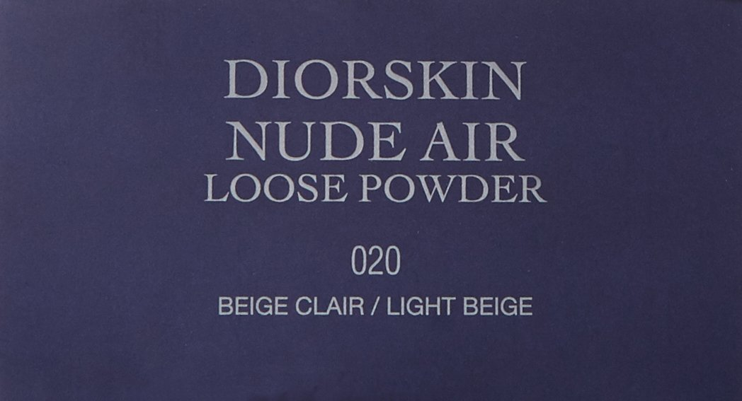 Christian Dior Diorskin Nude Air Loose Powder, No. 020 Light Beige, 0.56 Ounce by Dior (Image #4)