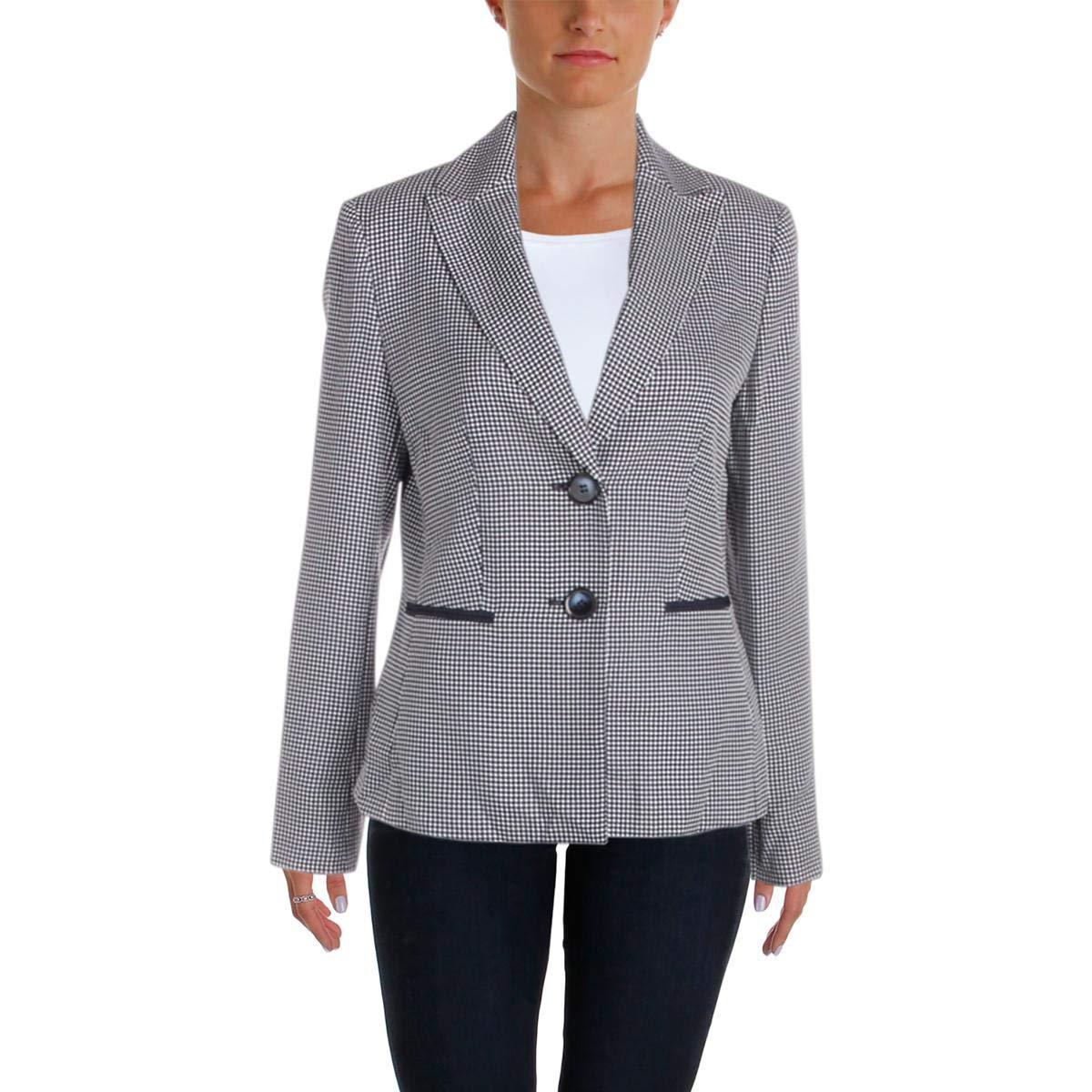 LeSuit Womens Tweed Professional Pant Suit Le Suit 50036667