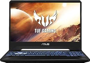 "ASUS TUF Gaming Laptop, 15.6"" 120Hz IPS FHD, AMD Ryzen 5-3550H, Gigabit Wi-Fi 5, NVIDIA GeForce RTX 2060, RGB Backlit Keyboard, Stealth Black, Windows 10 Home (16GB RAM|512GB PCIe SSD)"