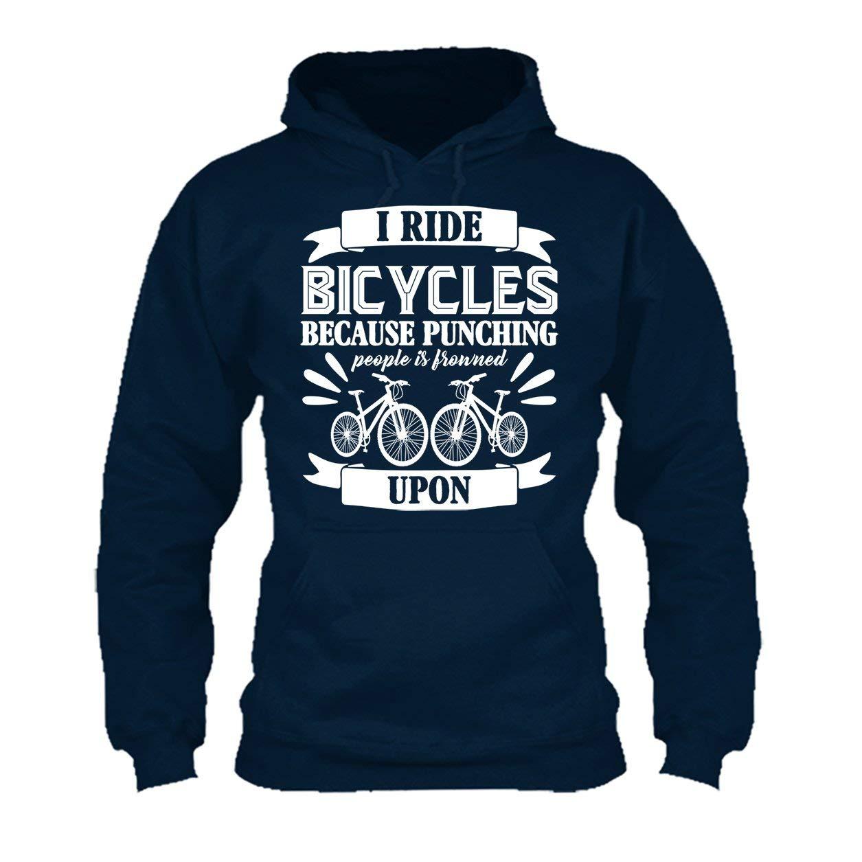 Short Sleeve Shirts Cycling I Ride Bicycles Tee Shirt
