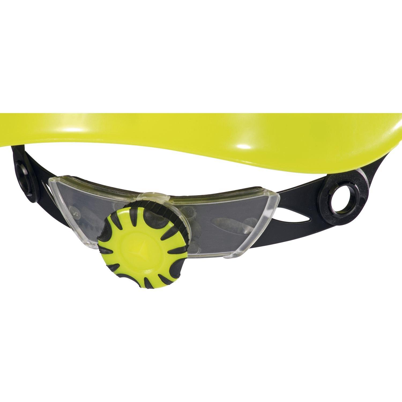 Delta Plus Granite Wind Safety Helmet Red