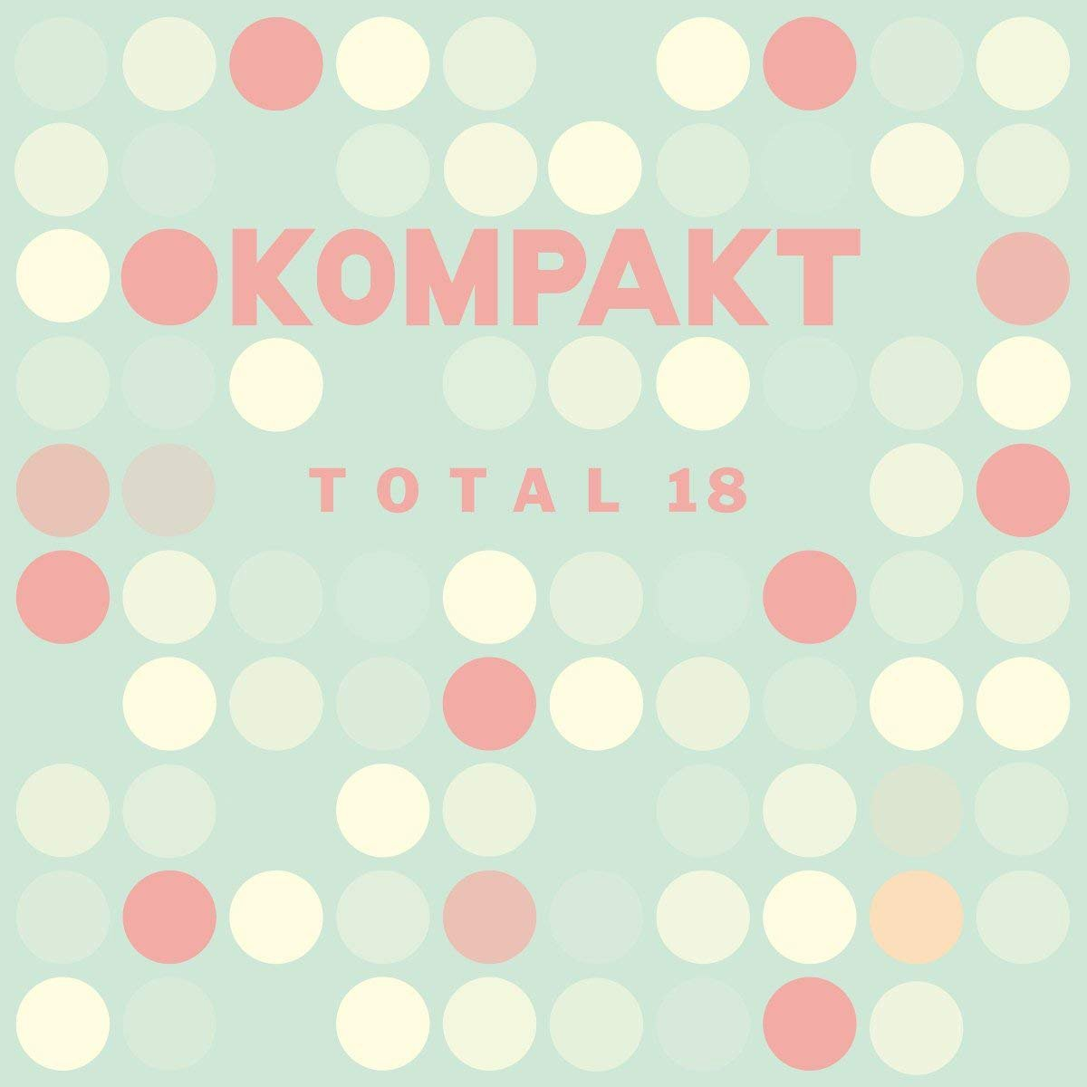 Vinilo : VARIOUS ARTISTS - Kompakt Total 18 (various Artists) (2 Pack, 2PC)