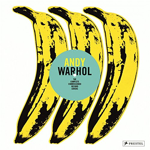 Andy Warhol: The Complete Commissioned Record Covers