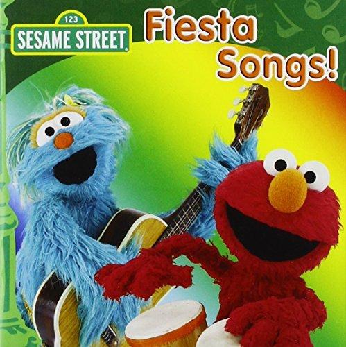 Fiesta Songs by SESAME STREET ()