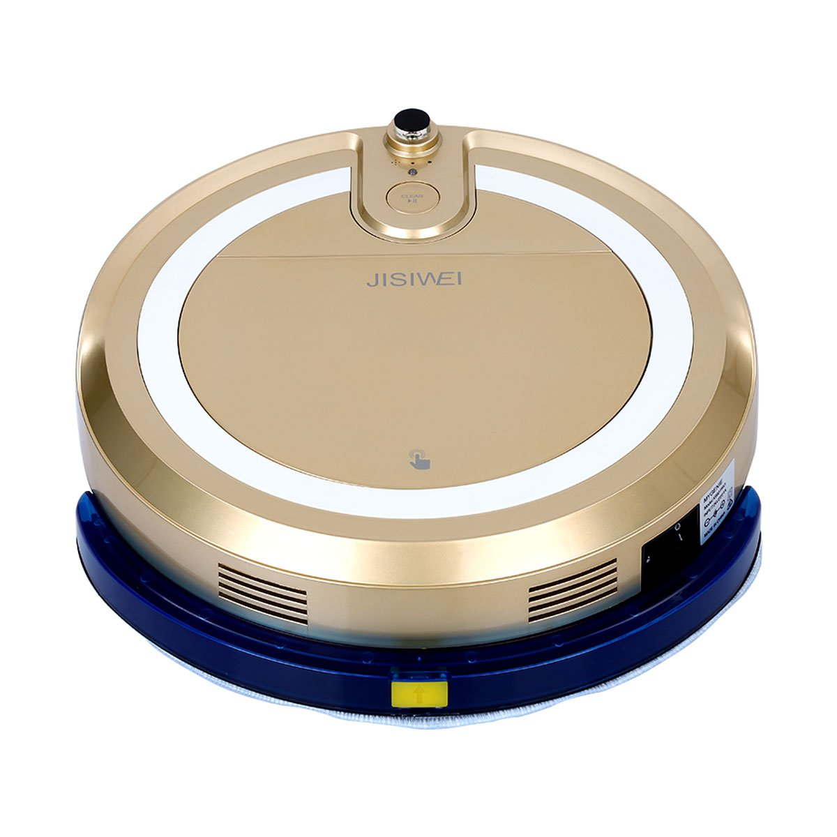 JISIWEI i3 Robot aspirador automático limpiador con cámara HD ...