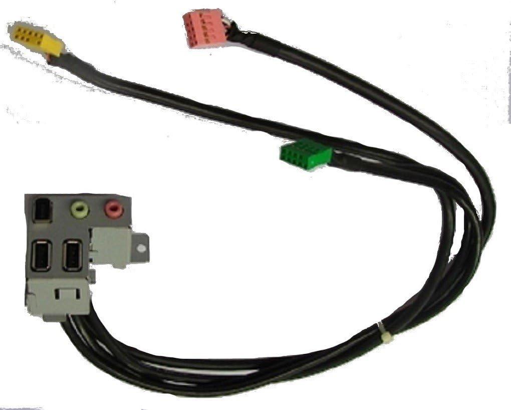 Dell Studio XPS 435MT I/O Panel & Cable U110C 0U110C
