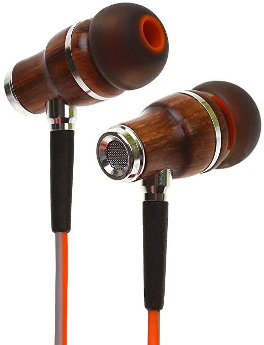 16 opinioni per Auricolari Symphonized NRG 3.0 Premium in Vero Legno   Cuffiette Stereo con